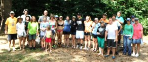 2014 River Cleanup Crew