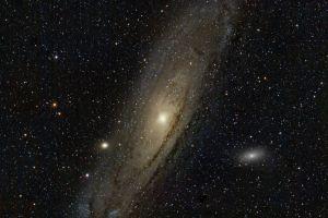 Andromeda - Shenandoah Astronomical Society