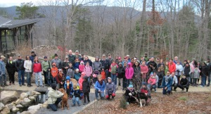 2016 First Day Hikers